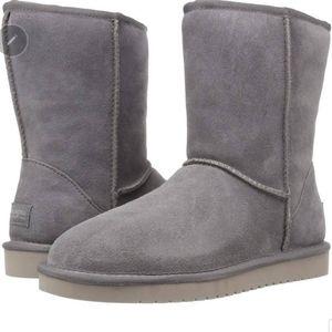 Ugg Koolaburra Short Boots Grey Size 7
